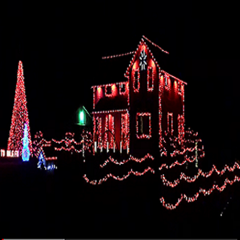 Grinch Christmas Lights - Residential Sequencing €� Pixel Pro Displays LLC