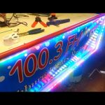 New Radio Sign RGB