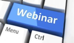 Webinar Scheduled